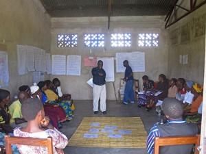 SMAG-koulutusta-luokkahuoneessa. Kuva: Hanna Muilu.